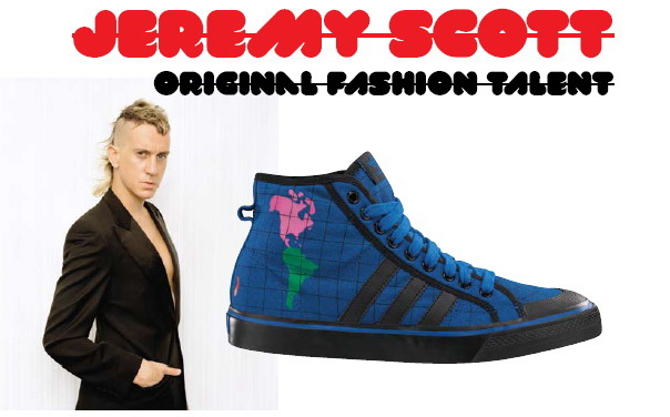 Jeremy Scott OZON Magazine interview