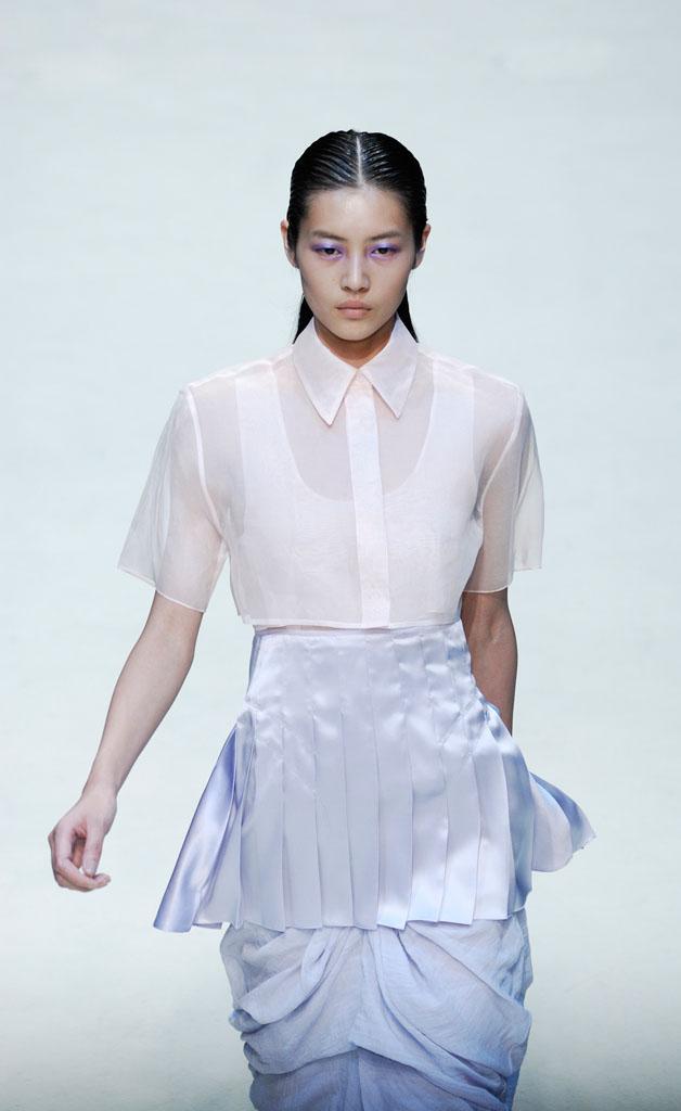 London Fashion Week: Todd Lynn, Marios Schwab