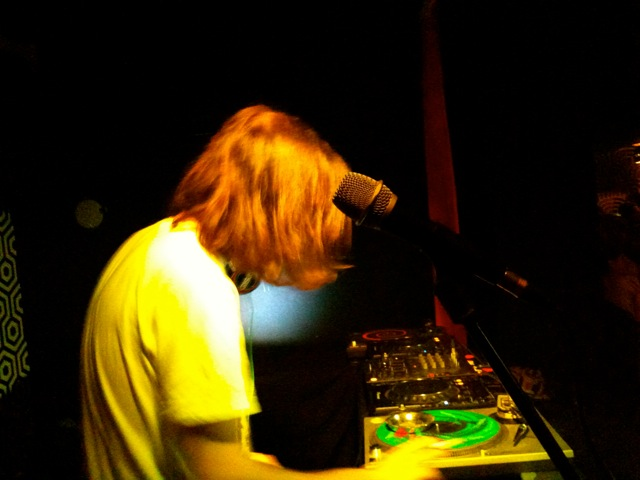 Breakbot in Athens, Saturday night