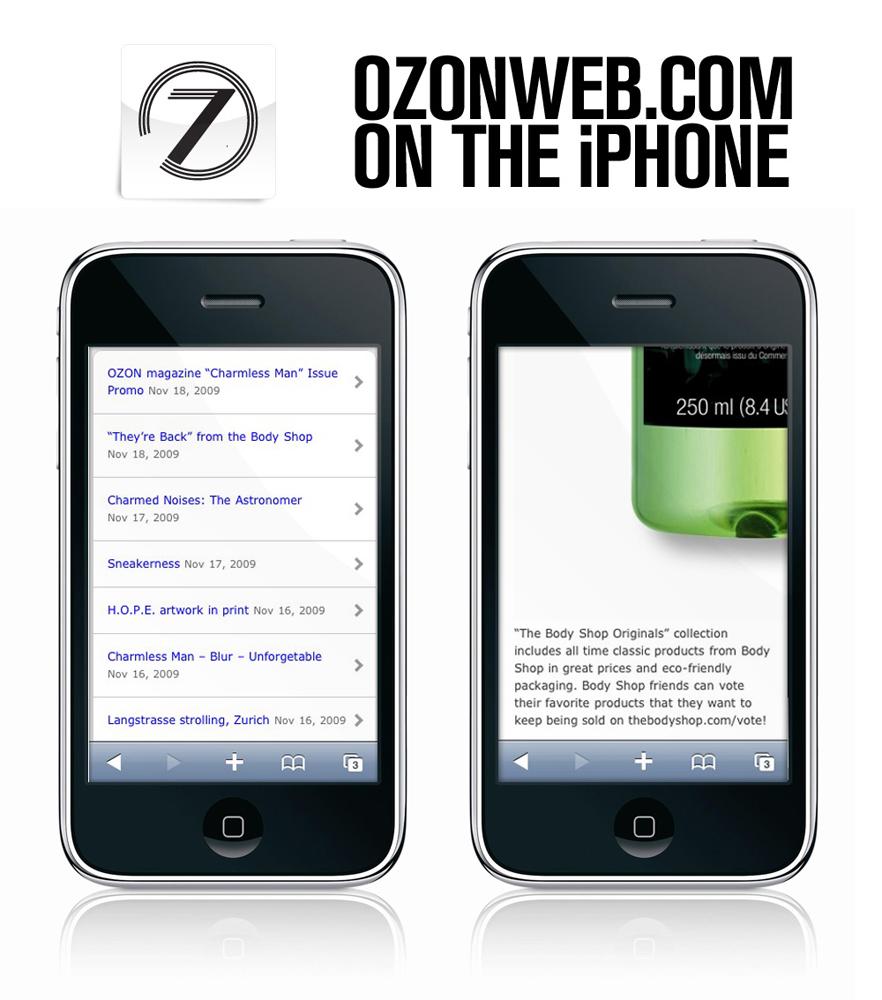 OZONiphone