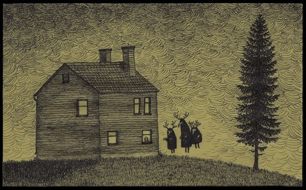 Don Kenn Post-It Illustrations
