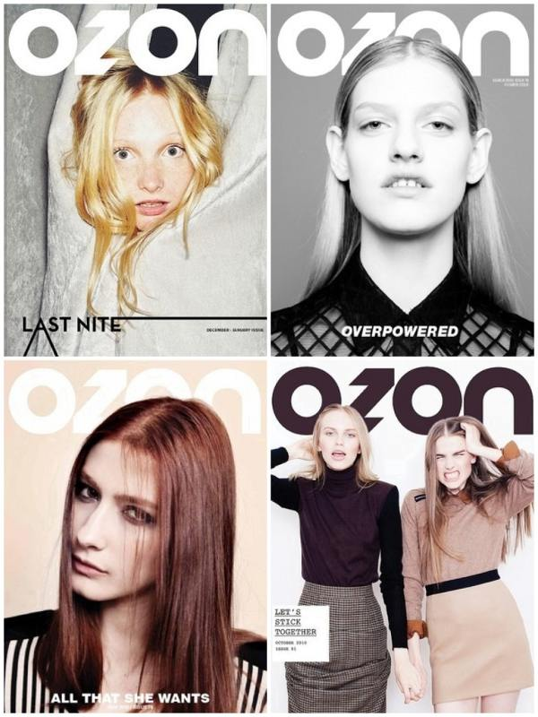 2010: The Year in OZON Covers