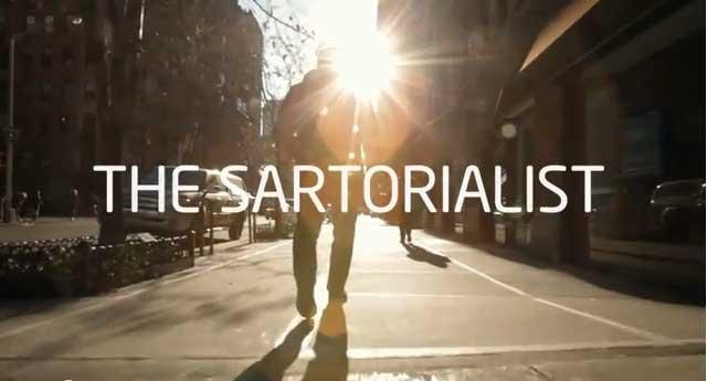 Visual Life - The Sartorialist
