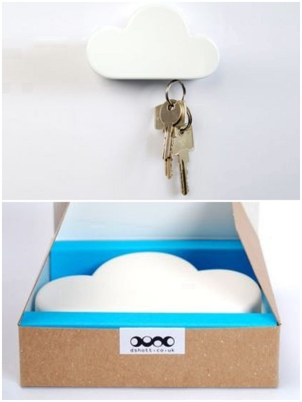 cloud-magnetic-keychain