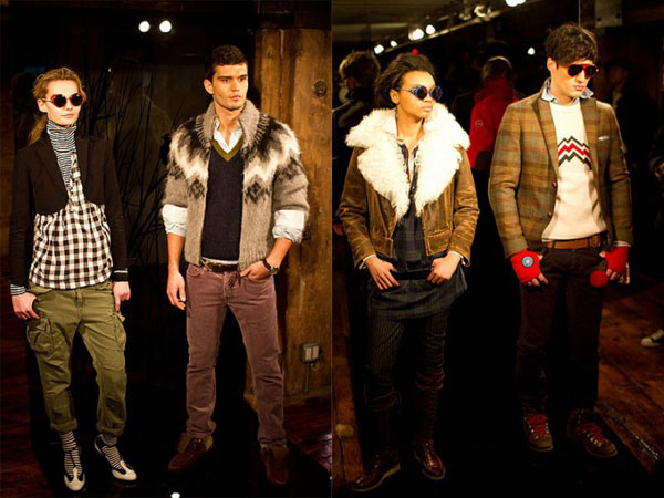 GANT by Michael Bastian Autumn/Winter 2011 Collection