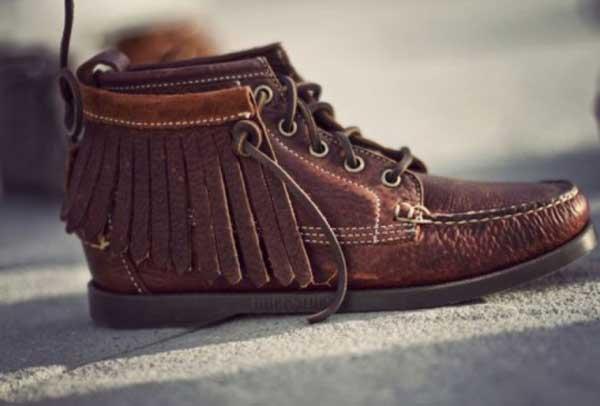 Ronnie Fieg x Sebago S/S 2011 women footwear
