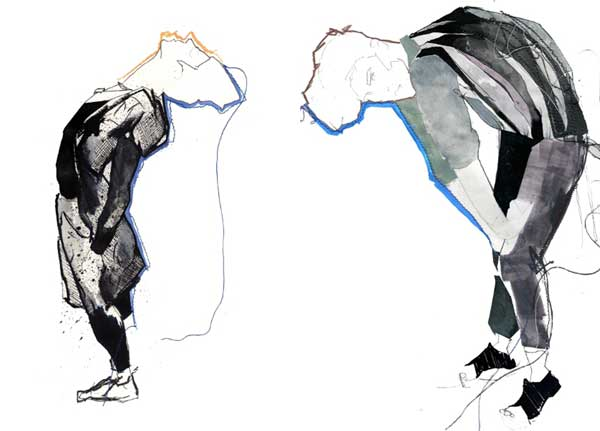 Lanvin S/S 2011 illustrations