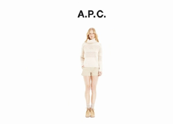 APC A/W 2011 Digital Lookbook