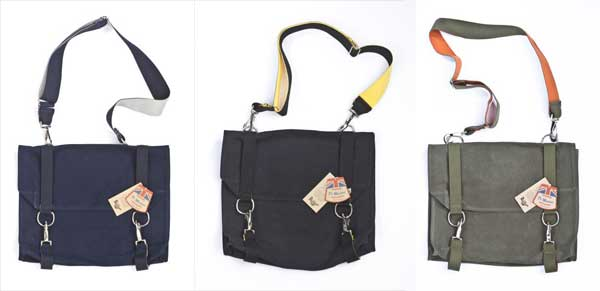 Dr. Martens Spring/Summer '11 Bag Collection