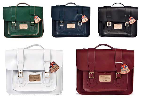 Dr. Martens Spring/Summer '11 Bag Collection