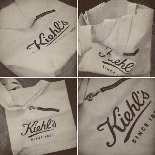 Kiehls-tote-bags