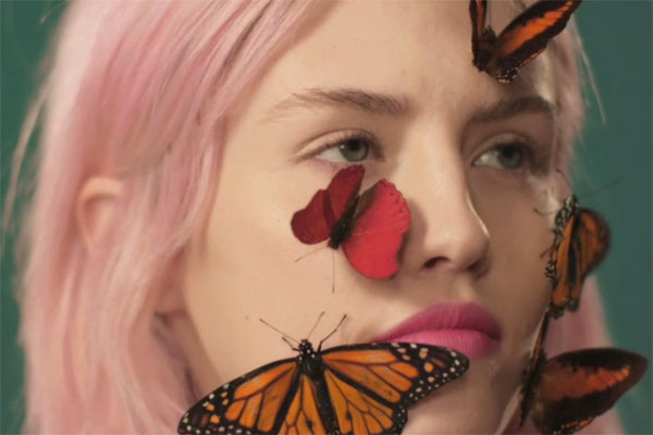 Ryan McGinley's Beautiful Rebels video