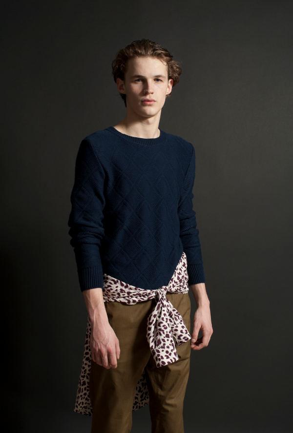 Jack wears Lou Dalton SS11