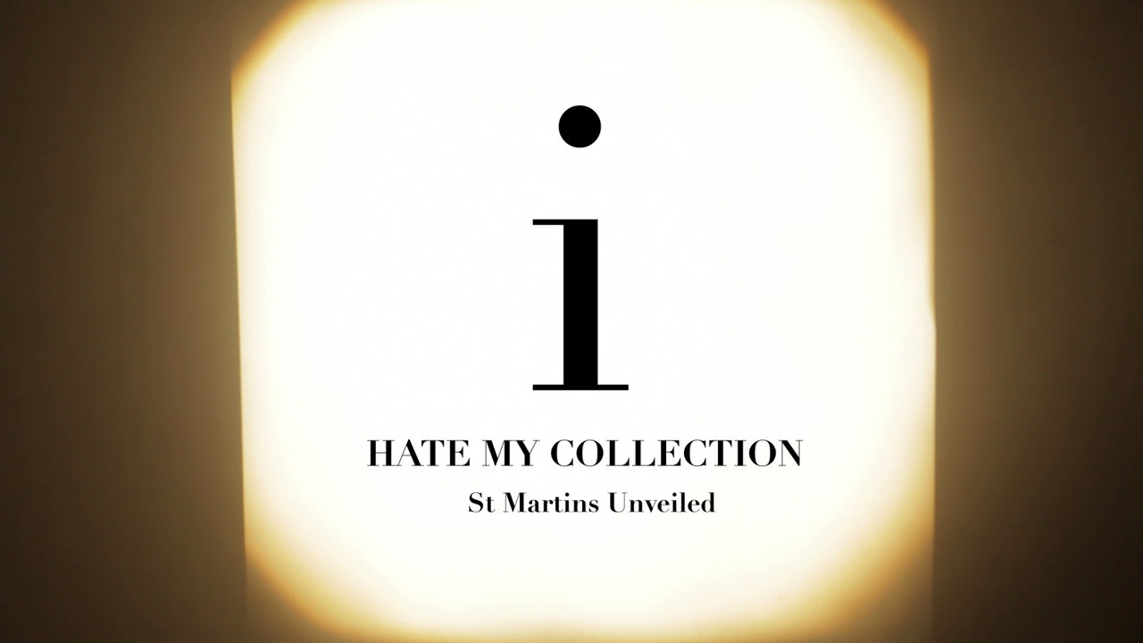 Trailer: Central St.Martins-I hate my collection