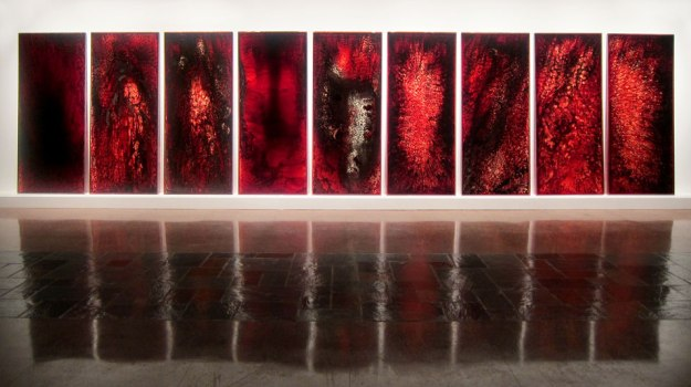 Vampire Art Uses Preserved Blood As Primary Medium [Pics]
