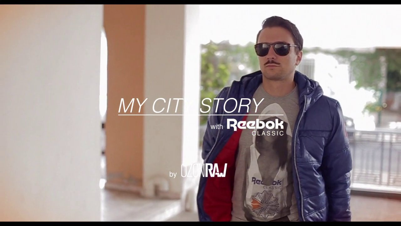 Reebok Classics – My City Story – featuring Yiannis Korovesis