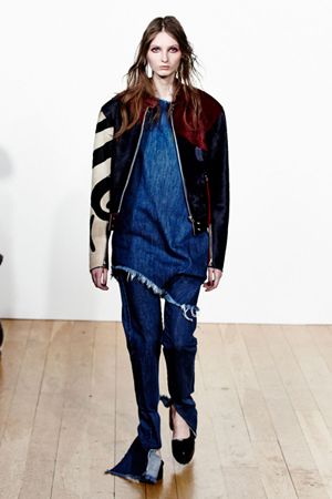Marques'Almeida Fall 2013 RTW (2)