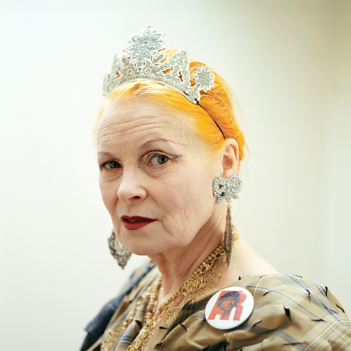Vivienne+Westwood+70th+birthday+Jo+Metson