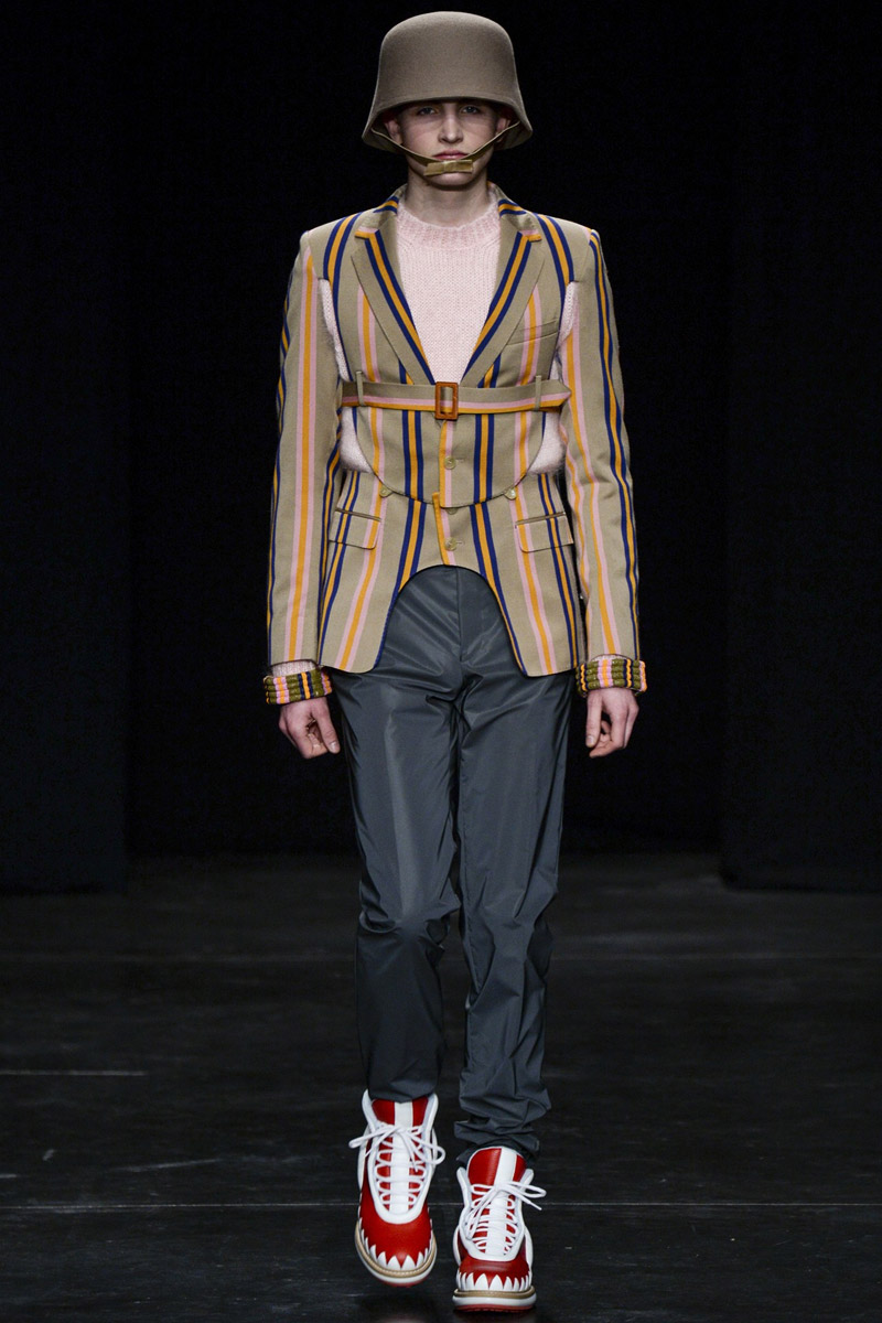 Walter Van Beirendonck Fall Winter 2014 Pfw Ozonweb By