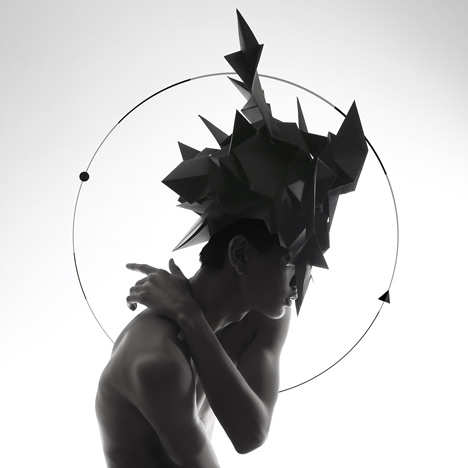 Origami-headgear-folded-to-resemble-mythological-creatures_dezeen_1sq