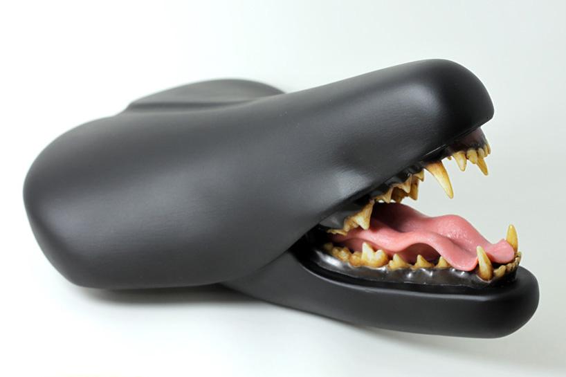 clem-chen-bike-seat-sculptures-designboom01