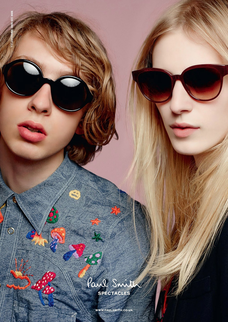 b90ee53aab68d Paul Smith SS14 Spectacles Campaign – OZONWeb by OZON Magazine