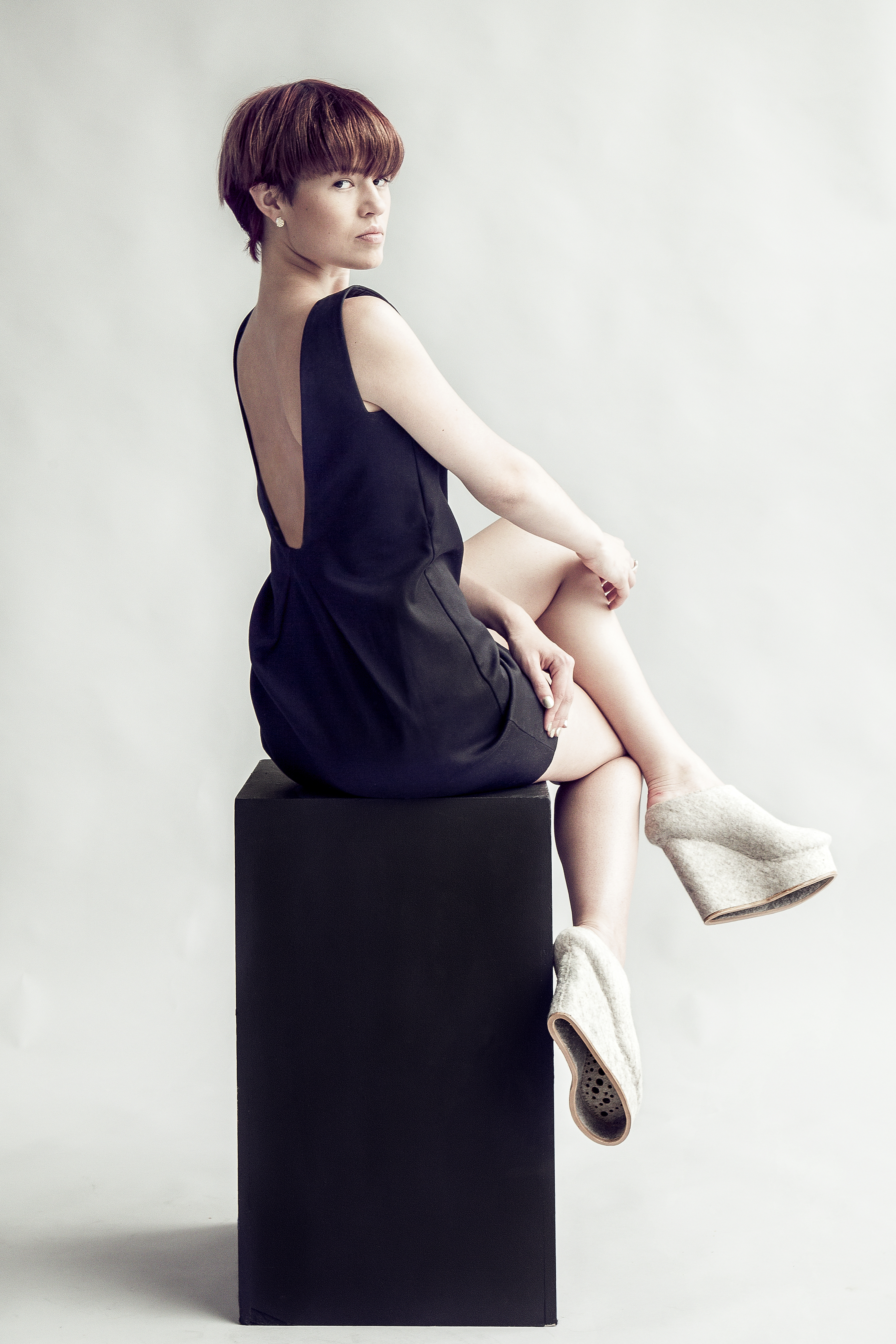 Liz Ciokajlo S Eco Futuristic Shoes Ozonweb By Ozon Magazine