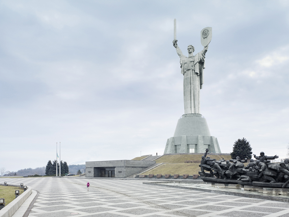 Landscapes Altered by the Worlds Largest Statues monuments landscapes