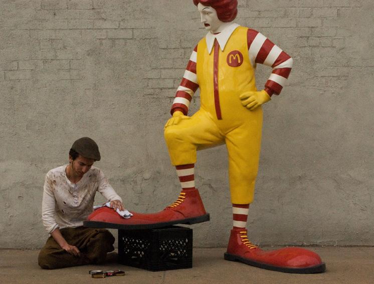 Banksy-Ronald-McDonald