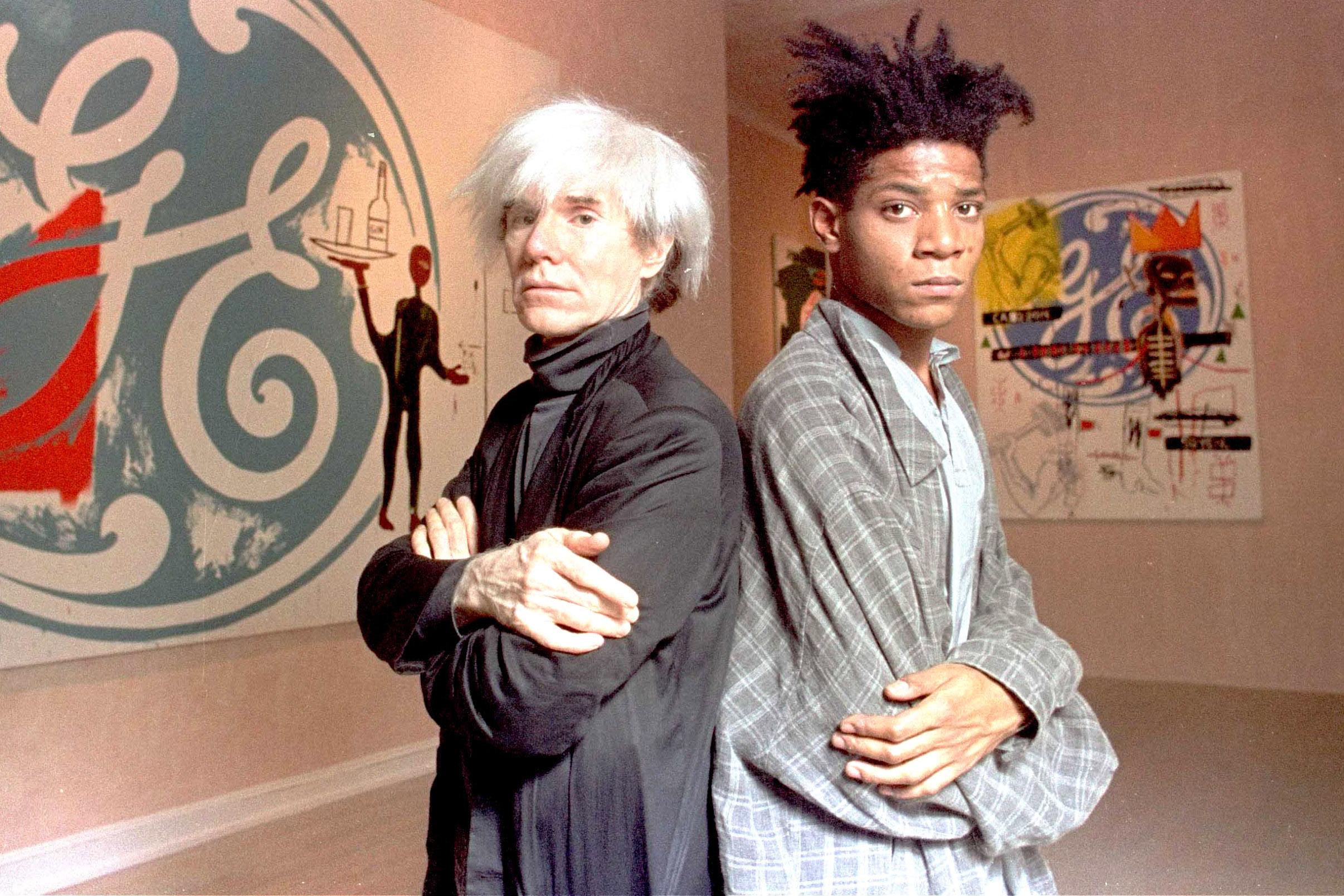 Basquiat Retrospective...