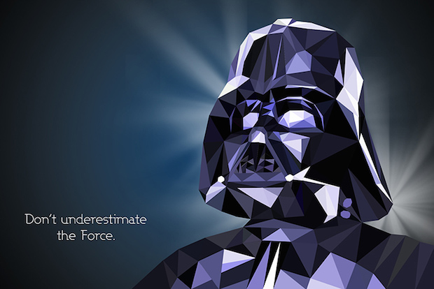 VladanFilipovic2 Geometic Artwork: The Star Wars Inspired Work Of Vladan Filipovic | First Look