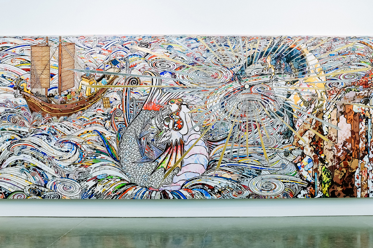 takashi-murakami-at-gagosian-gallery-new-york-7
