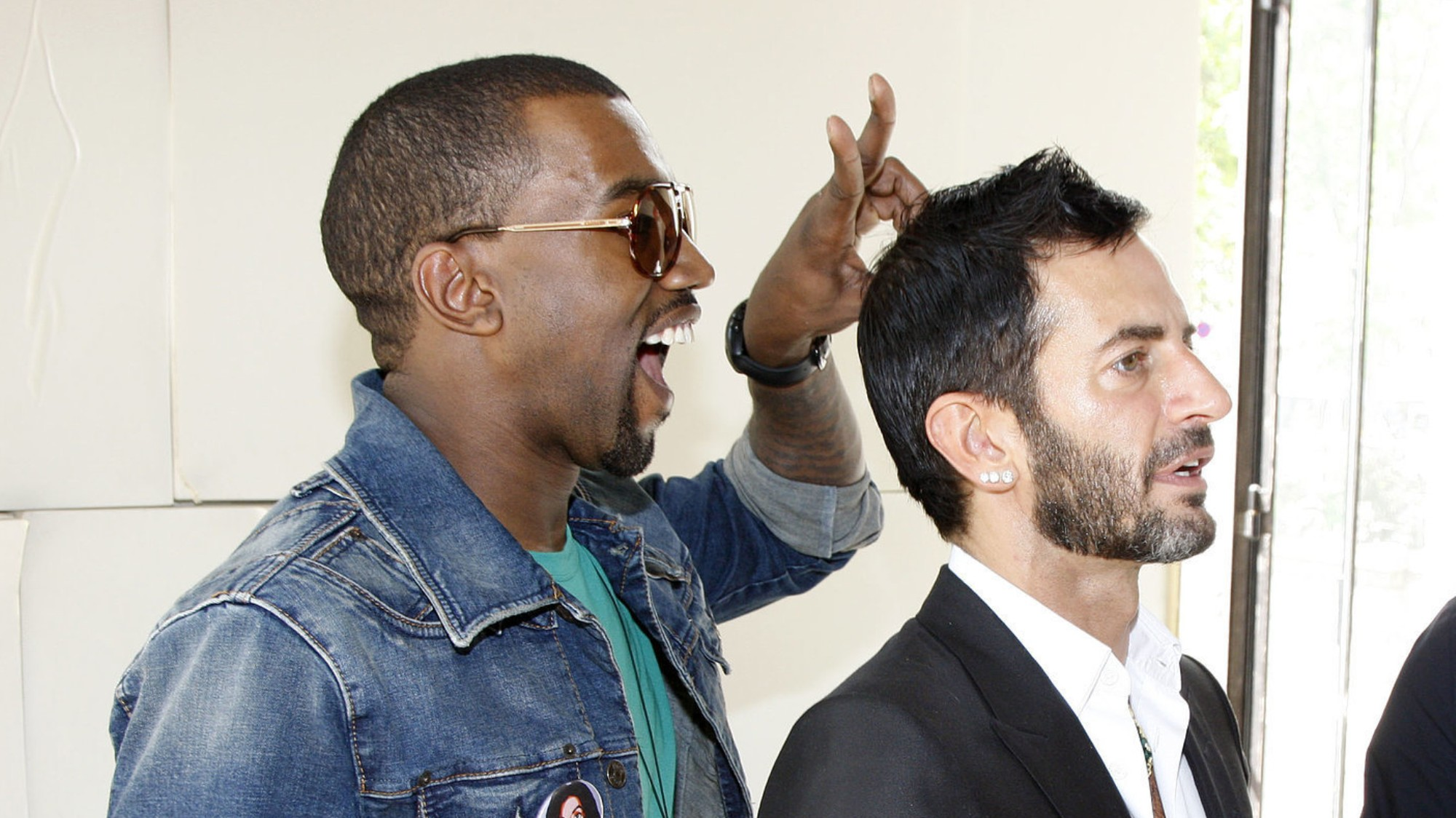 kanye and marc