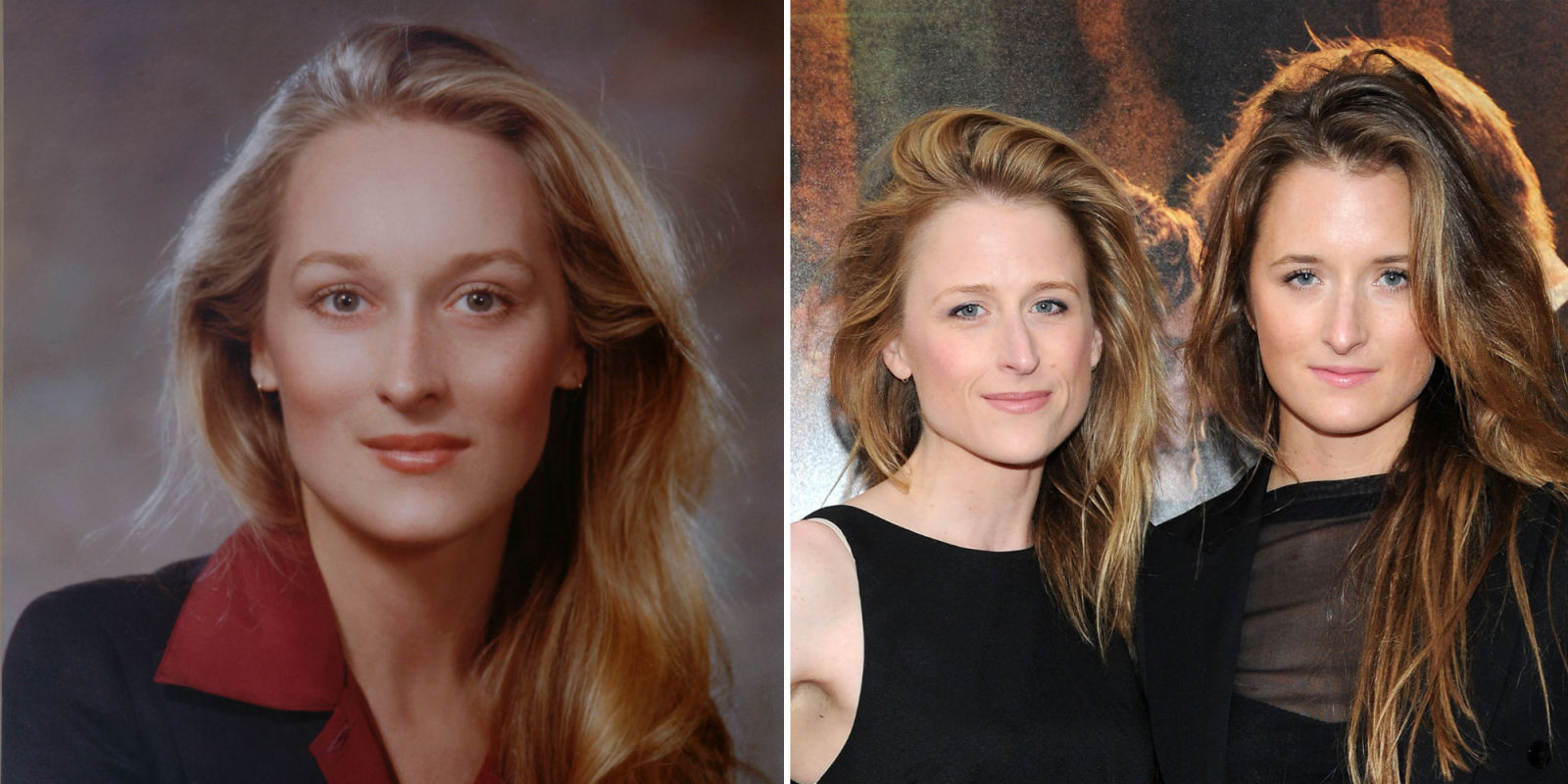 meryl streep daughters