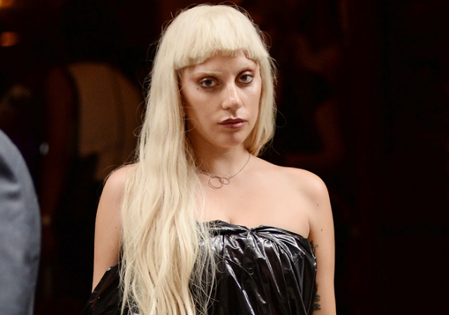 lady gaga new look