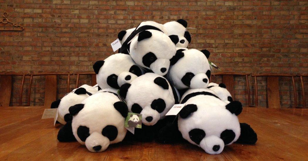 ai weiwei panda to panda