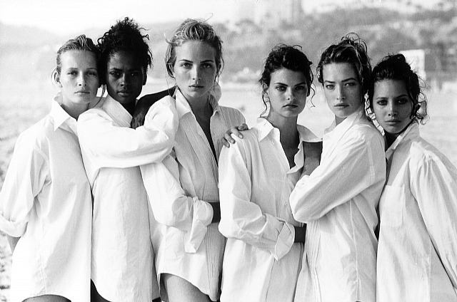 Peter Lindbergh for Vogue, 2003