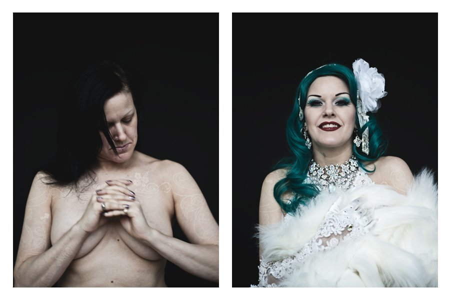 burlesque artists before and after 21