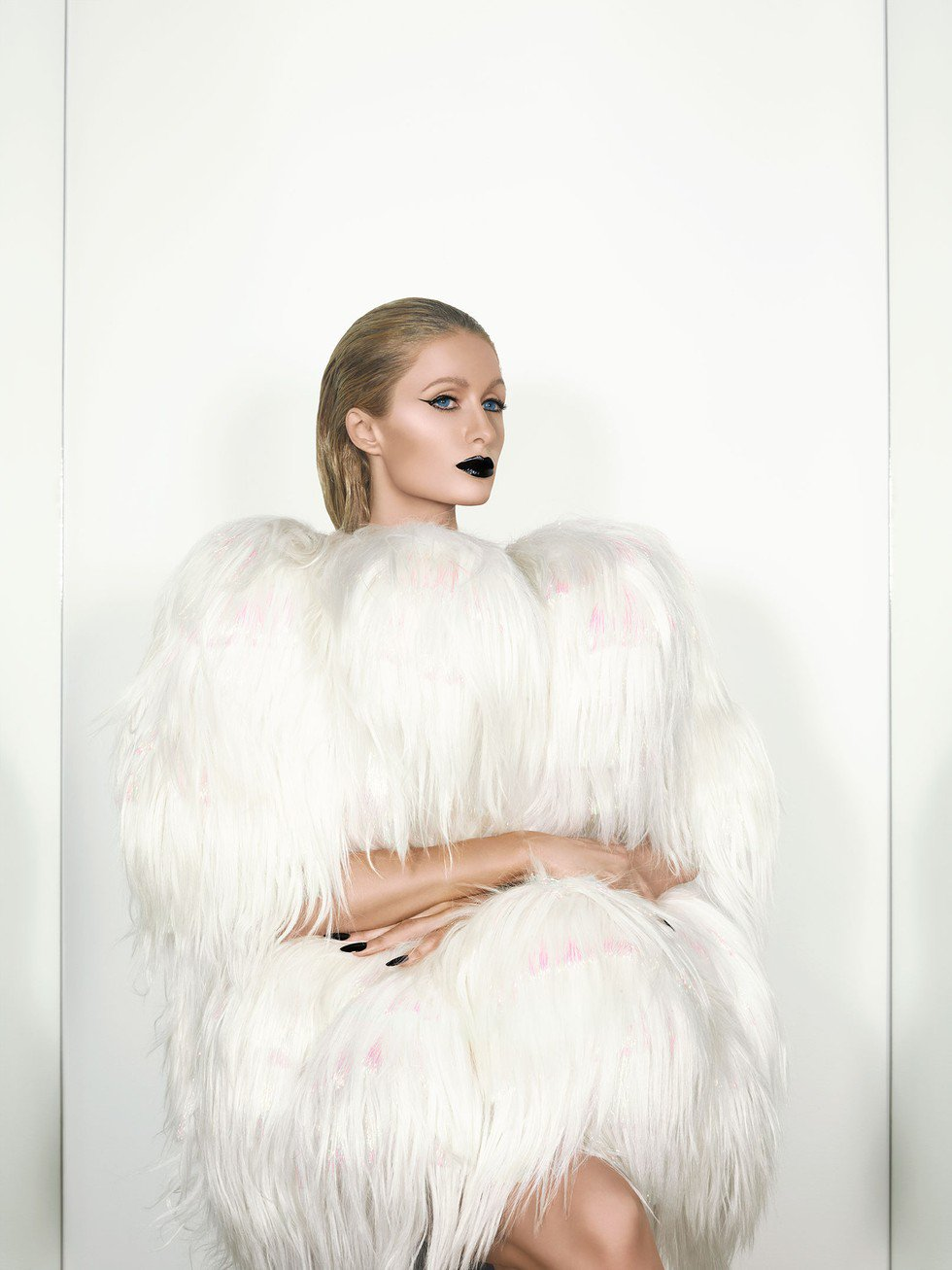 paris hilton for paper magazine 6