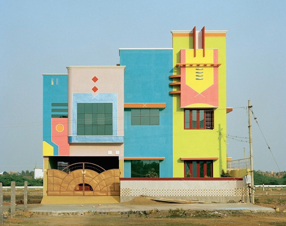 The Colourful Asymmetric Houses Of South India Ozonweb