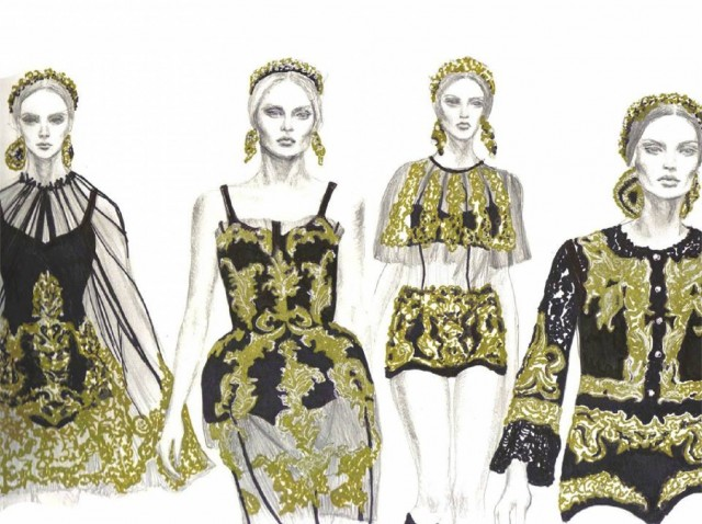 12 Fashion Illustrators You Have To Follow On Instagram!