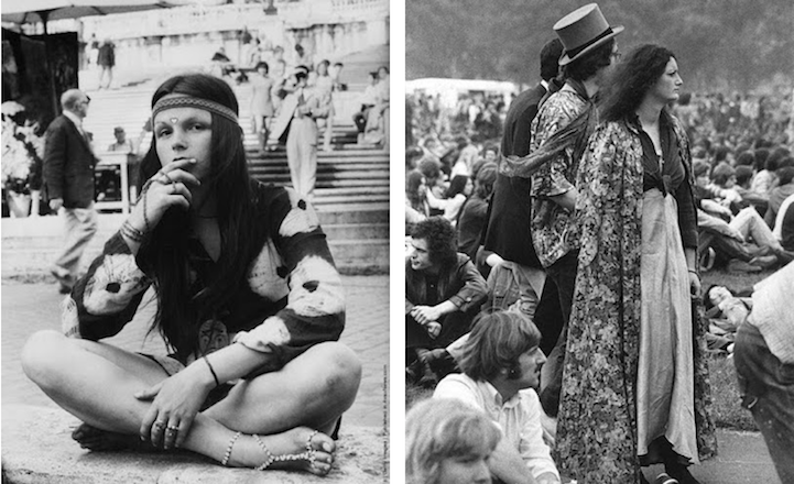 hippie fashion from 1960 and 1970 ozonweb by ozon