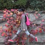 Natsumi Hayashi adores to levitate