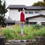Natsumi Hayashi adores to levitate1