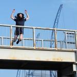 Natsumi Hayashi adores to levitate8