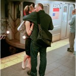 matt weber kissing in subway 6