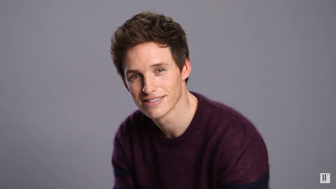 eddie redmayne as audrey hepburn casting call