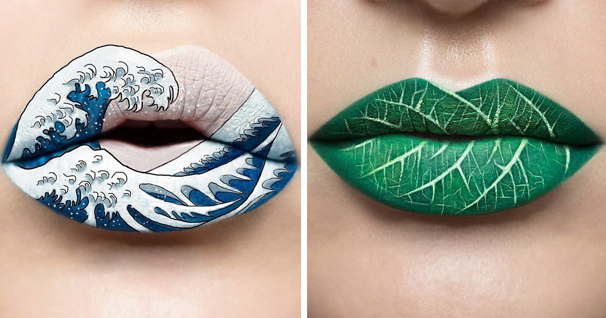 Andrea Reed lip art