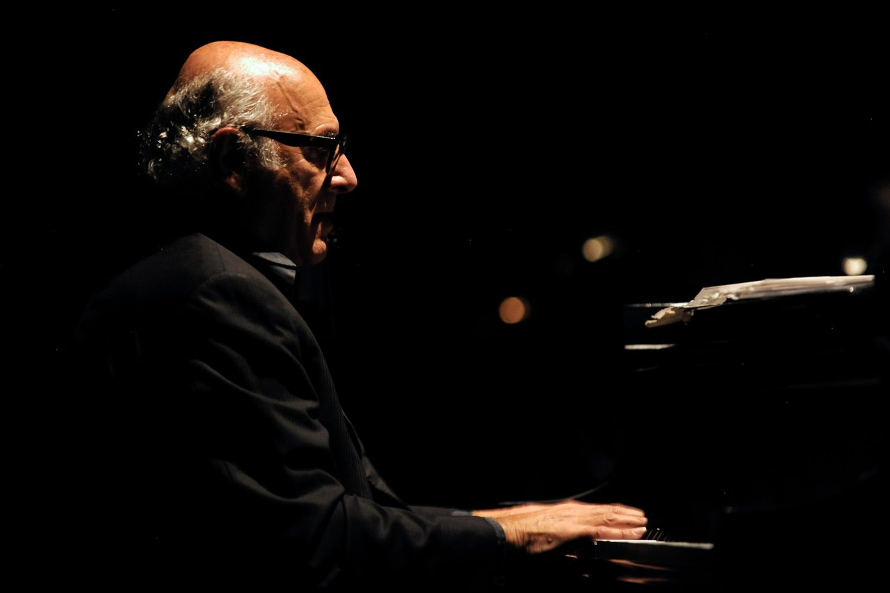 Michael Nyman Performs in Mexico