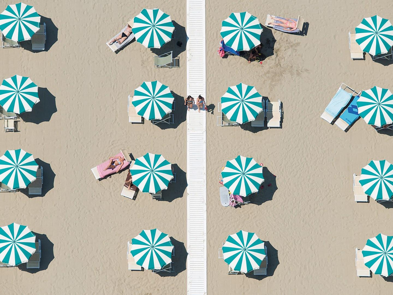 Starmint Umbrellas, Rimini, Italy